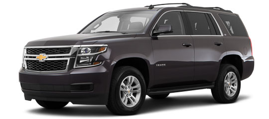 Chevrolet Tahoe AT